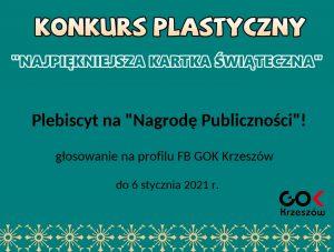 "Plebiscyt na ""Nagrodę Publiczności"""