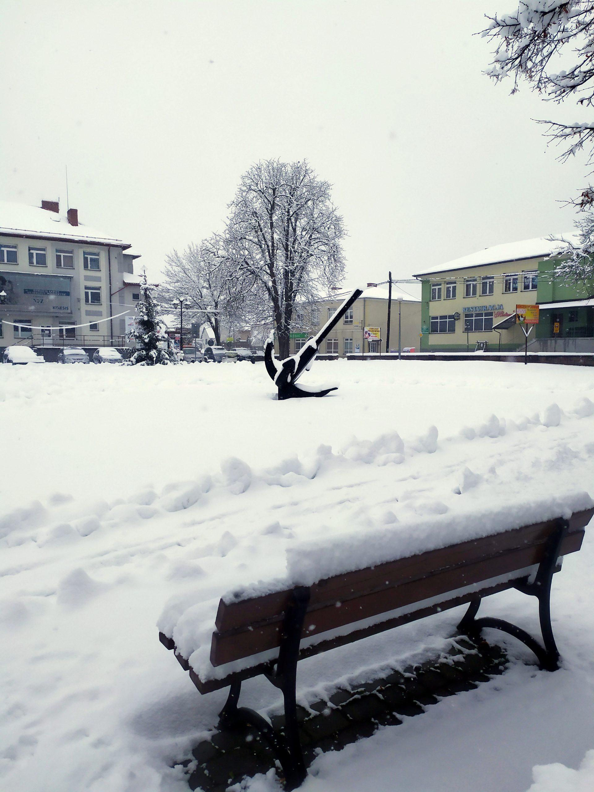 Krzeszów zimą