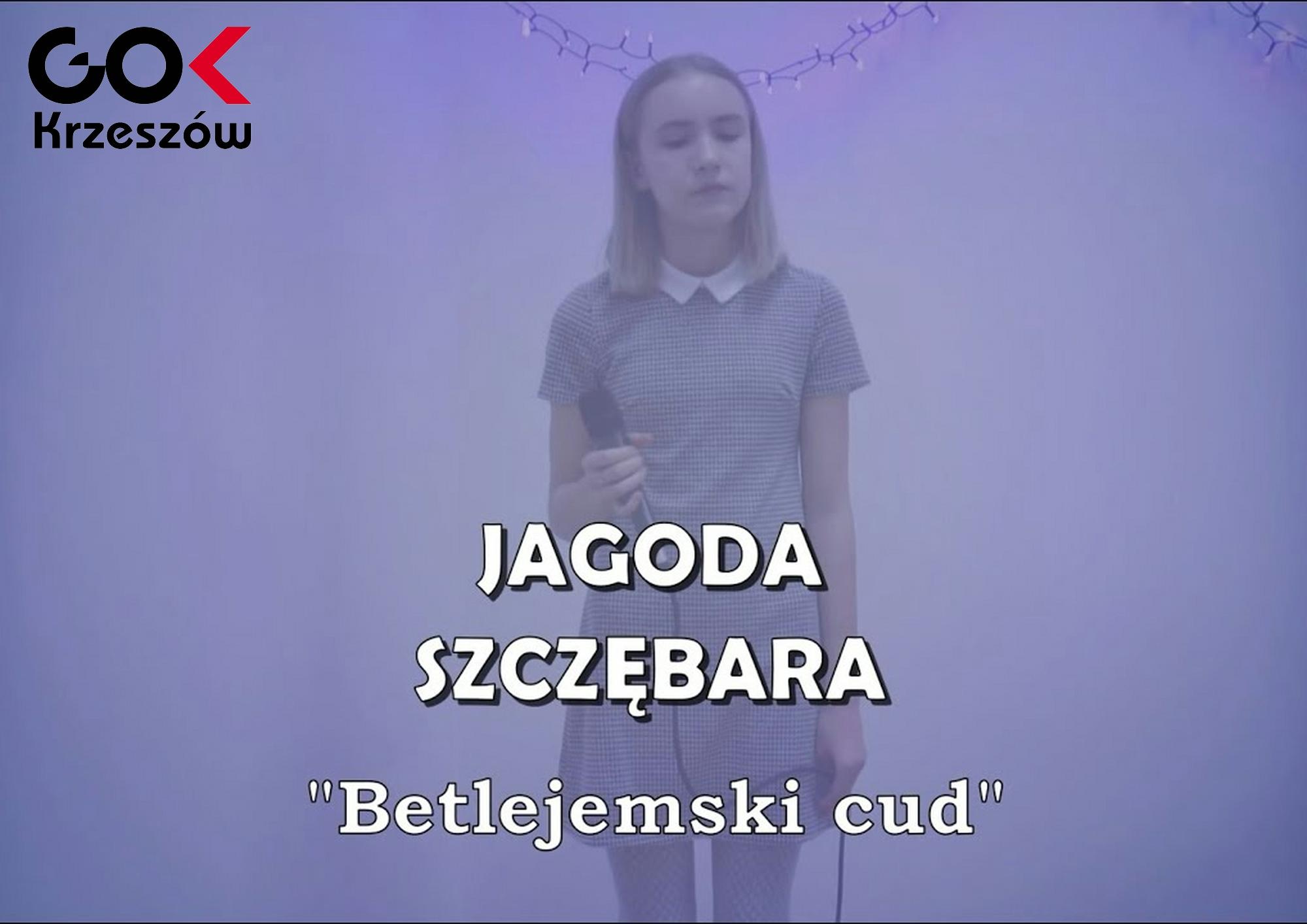 Jagoda Szczębara