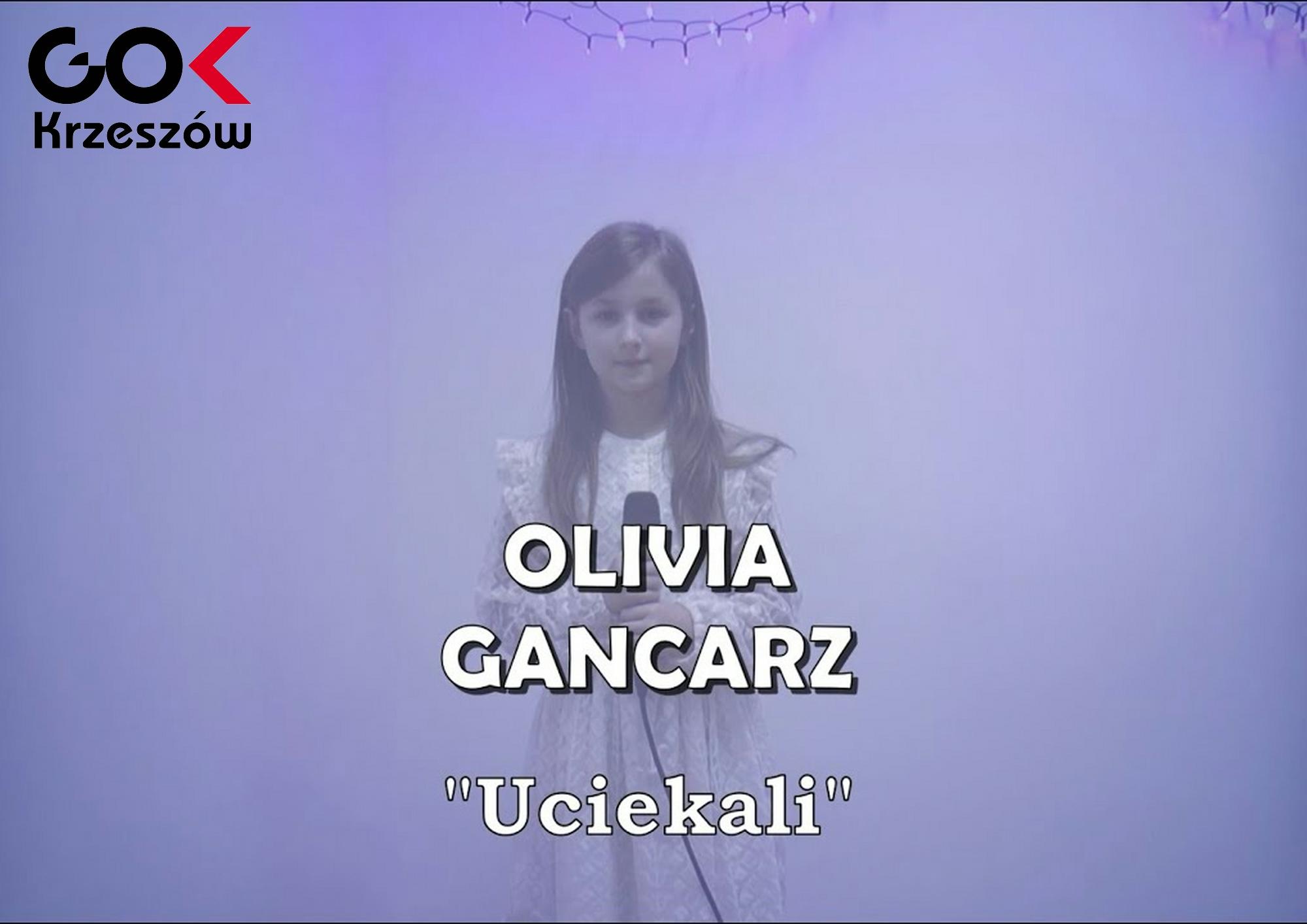 Olivia Gancarz