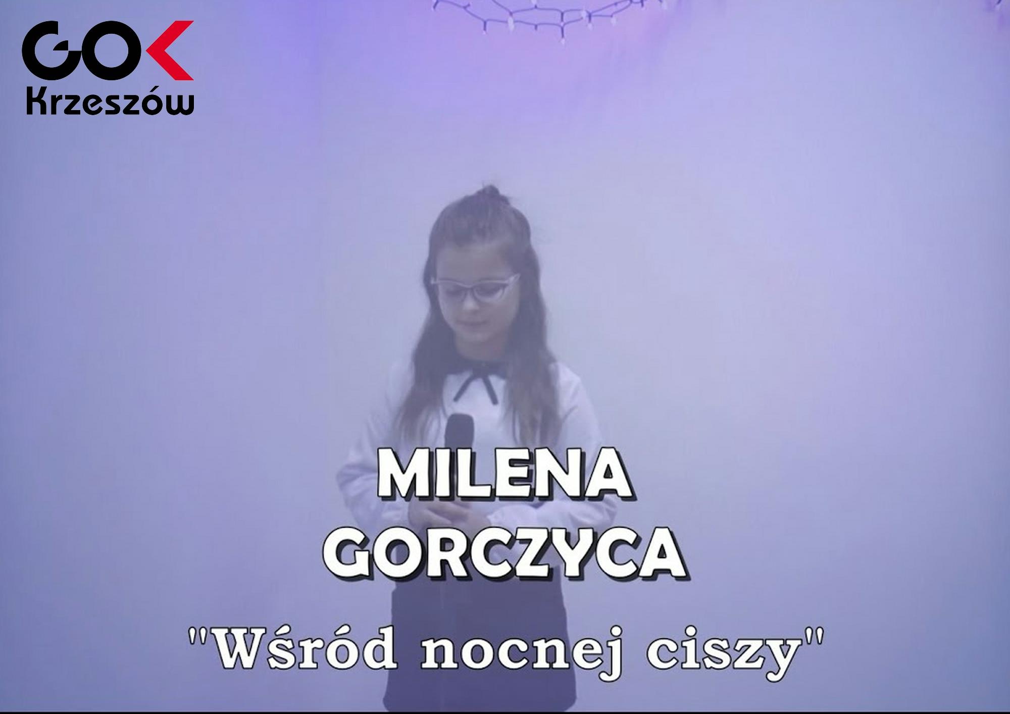 Milena Gorczyca