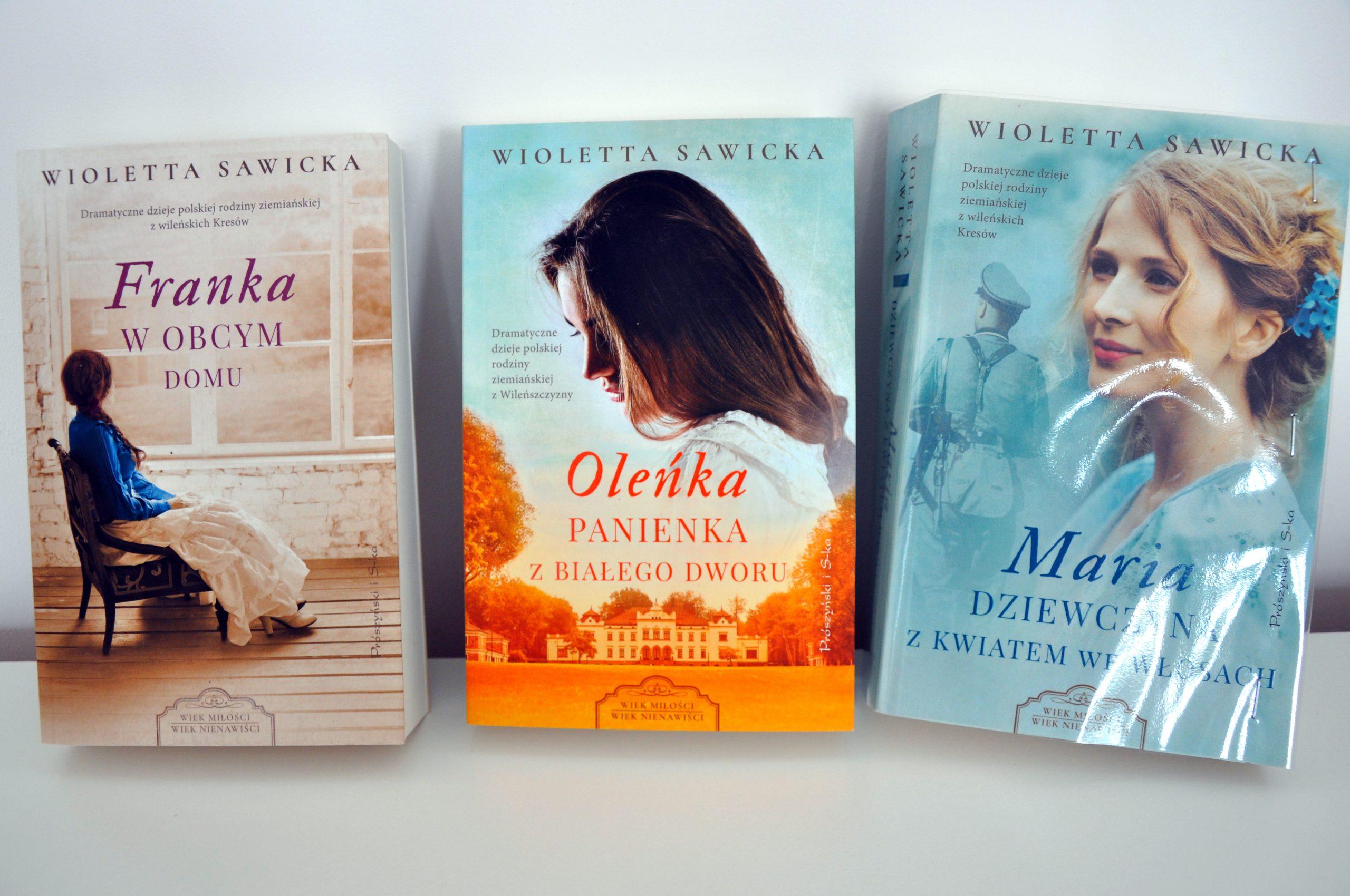 Książkowe nowości w Gminnej Bibliotece Publicznej w Krzeszowie.