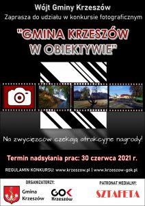 """Konkurs fotograficzny """"Gmina Krzeszów w obiektywie"""""""