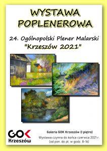 WYSTAWA POPLENEROWA 2021