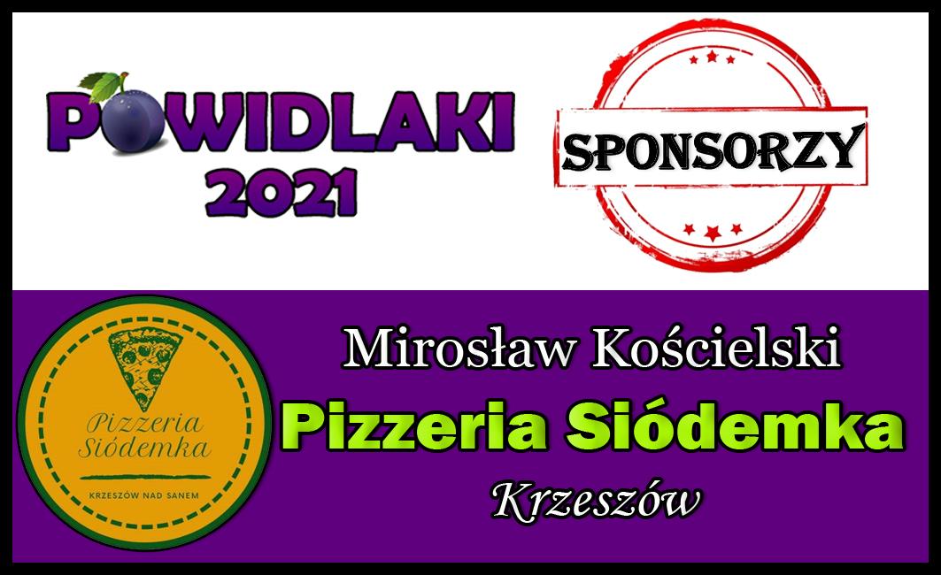 15. Pizzeria Siódemka, Mirosław Kościelski